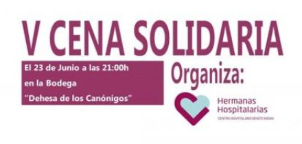 Cena Solidaria Mini