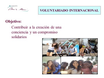 Voluntariado 1